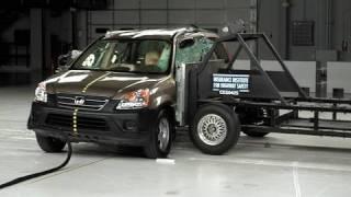 2005 Honda CR-V side test