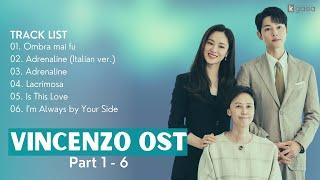 Full Part 1 6 Vincenzo Ost 빈센조 Ost Playlist
