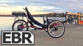 Sun Seeker T3 CX Electric Trike Video Review - Racer Tadpole Electric Trike