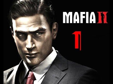 Прохождение Mafia II #1 ( Дом, милый дом )