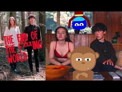 The End Of The F***ing World - Television Review (Season 2?)