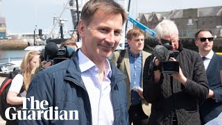 Jeremy Hunt: Boris Johnson must answer difficult questions