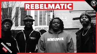 """James Brown in a Mosh Pit"" 