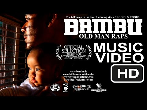 """Bambu """"Old Man Raps"""" Music Video [ Official UNCENSORED Version directed by Patricio Ginelsa ]"""
