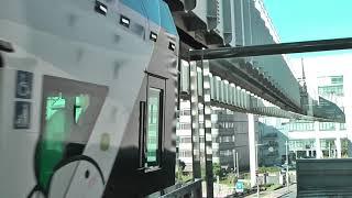 千葉都市モノレールに乗ってみた!全駅に降りてみた! 十五