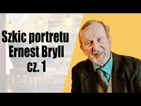Szkic portretu - Ernest Bryll cz. 1