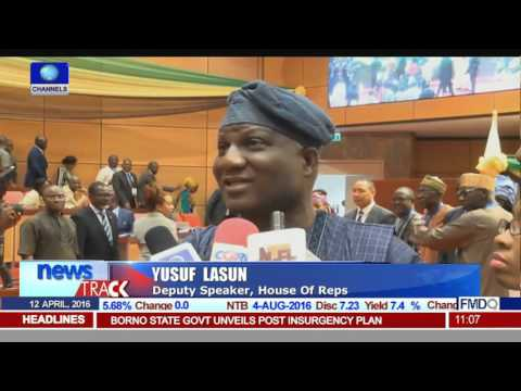 ECOWAS 2016 Extraordinary Parliamentary Session Opens In Abuja