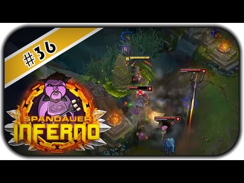 NA GRAVES BUILD - #SPANDAUER INFERNO 36 - League of Legends