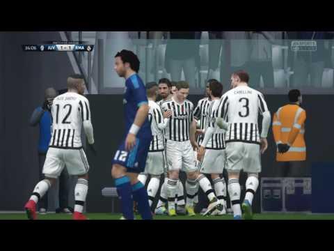 FIFA 16 Stephan Lichsteiner Long Shot Goal