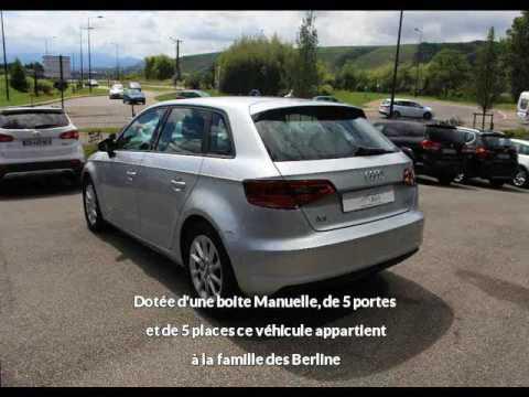 Audi A3 A Vendre >> Audi A3 Sportback Iii Sportback 2 0 Tdi 150 Business Line A Vendre A Vienne Chez Vpn Autos