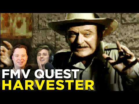 Finding the Bake Sale in Harvester — FMV QUEST