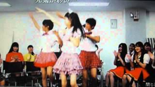 2014年7月15日九州アイドルTVで、MCに初挑戦したともりん(fromきゃらふ...