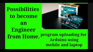 How to become Home engineer #1 ( Arduino coding upload and led blink.)