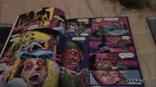 RMG Vlog Day Fourteen Comic Book Section Part Six