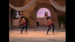 3. Вина и Нина Бидаши. Танец живота для начинающих. Ягодицы и бедра