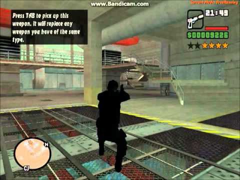 GTA San Andreas Splinter Cell Mod :) With Download