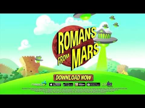 Romans From Mars : Launch Trailer
