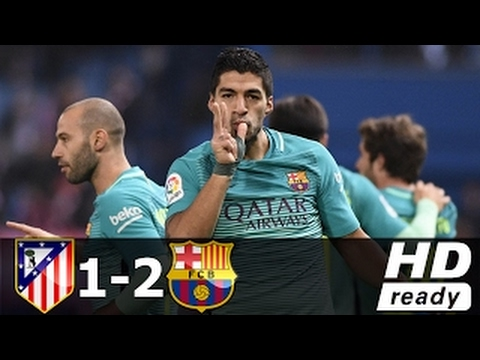 Download Atletico Madrid vs Barcelona 1-2 - All Goals & Extended Highlights - Copa del Rey 01/02/2017 HD HQ