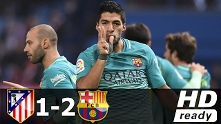 Atletico Madrid vs Barcelona 1-2 - All Goals & Extended Highlights - Copa del Rey 01/02/2017 HD HQ