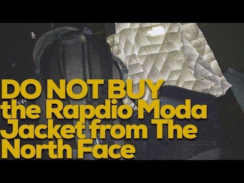the north face moda