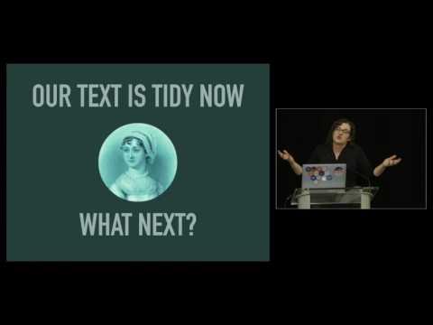 Text Mining, the Tidy Way
