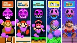 Super Mario Maker 2 - All Items