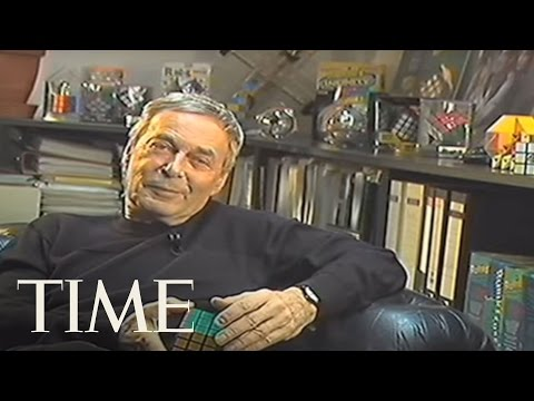 Erno Rubik: Creator of the Cube | TIME
