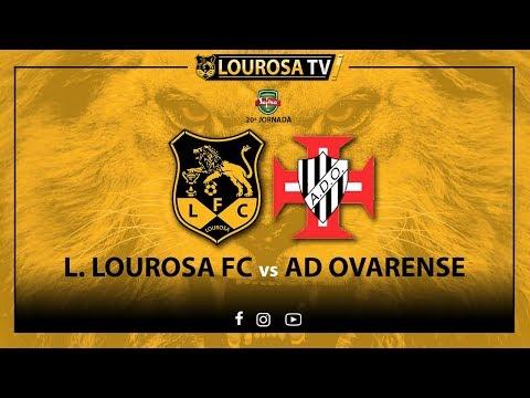 LOUROSA x OVARENSE   20ª Jornada Campeonato Safina 2017/18