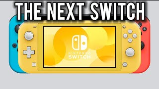 Nintendo Switch Lite, New Switch Revision Analysis - what happened to the Switch Pro ? | MVG