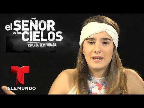 El Señor de los Cielos 4  Gala Montes vs Jorge Luis Moreno en una prueba por tiempo  Telemundo