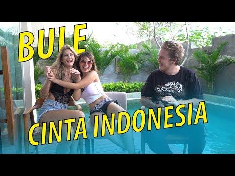 DINAR CANDY BERSAMA BULE-BULE YANG CINTA INDONESIA ''JRO PUTU ARBOLD & IRISH