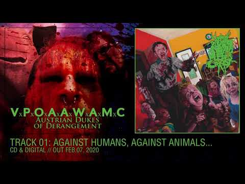 "VxPxOxAxAxWxAxMxC ""Against Humans, Against Animals, Against Everything"" [feat. Haruka KAMIYAMA]"