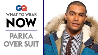 How to Wear a Parka – What to Wear Now | Style Guide | GQ