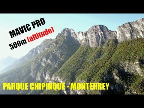 MAVIC PRO - Mexico / Monterrey - Parque Chipinque