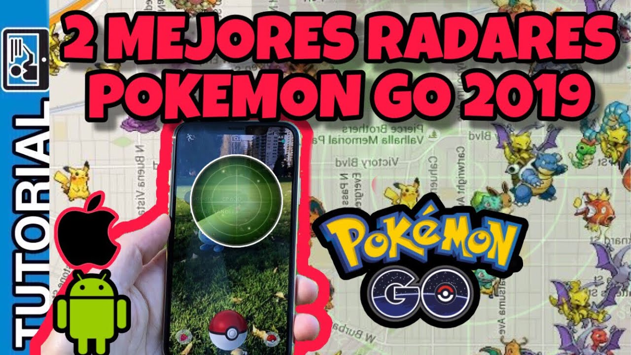 radar pokemon go 2019 #pokemongo #communityday - YouTube