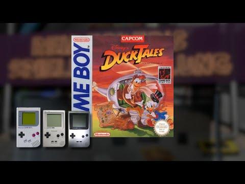 Gameplay : Duck Tales [Gameboy]