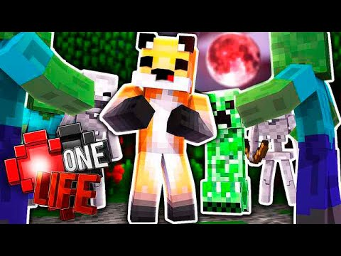 The Blood Moon Rises Again - Minecraft One Life S3 Ep 01