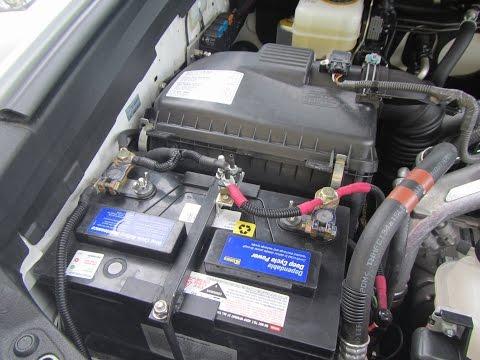 How To - Dual Battery System - Land Cruiser Prado