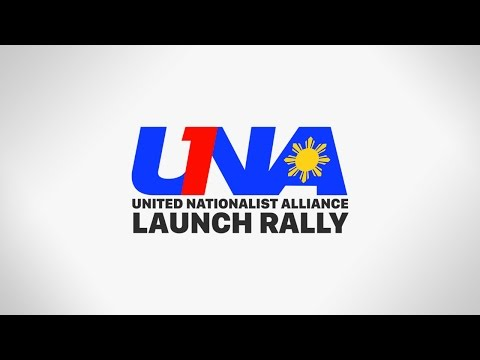 FULL STREAM: United Nationalist Alliance launch rally