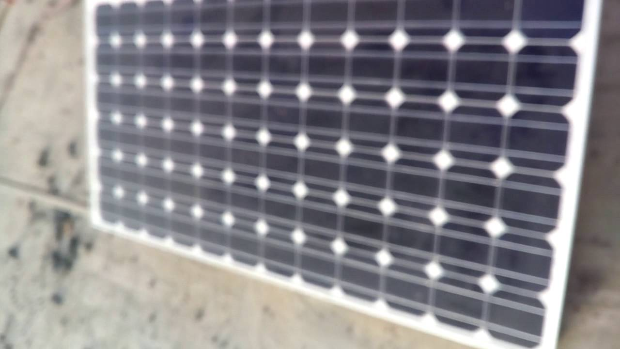 Solar Plates Difference Between Mono Amp Poly Urdu Hindi
