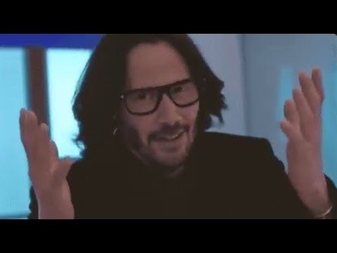 Keanu Reeves // Always be my maybe – Restaurant Scene (Alt. Music)