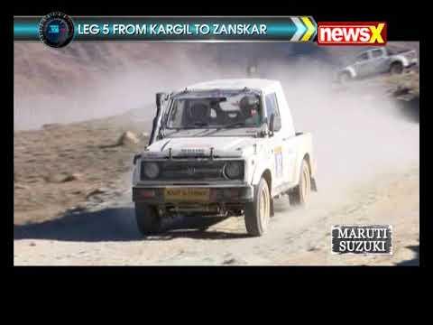 Maruti Suzuki Raid-de-Himalaya 2017 | Living Cars | NewsX