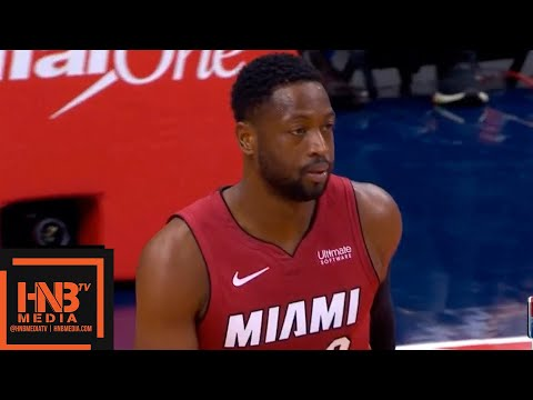 Miami Heat vs Washington Wizards 1st Qtr Highlights | 10.18.2018, NBA Season