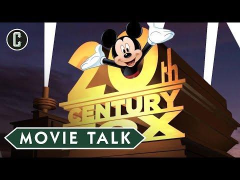 Disney Has Talks To Acquire 21st Century Fox Properties - Movie Talk
