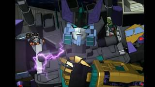 TF: Optimus Prime VS Megatron: The Ultimate Battle DVD Osa 2
