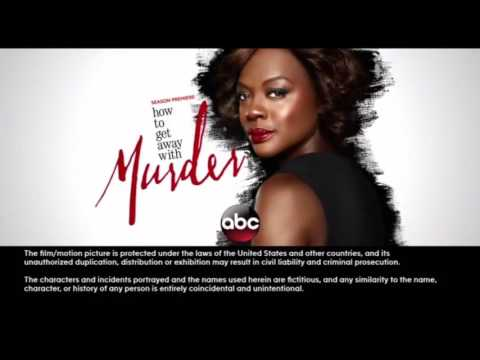 Abc Intro Abc How To Get Away With Murder