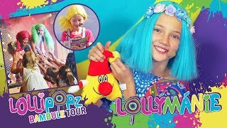 Lollymánie - Zveme vás na Lollipopz Bambule Tour