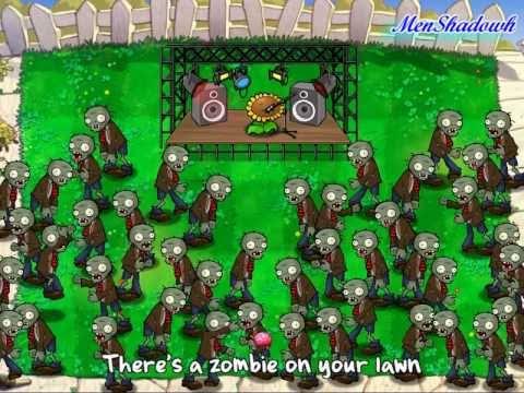 Plantas Vs. Zombies - Cancion de los creditos