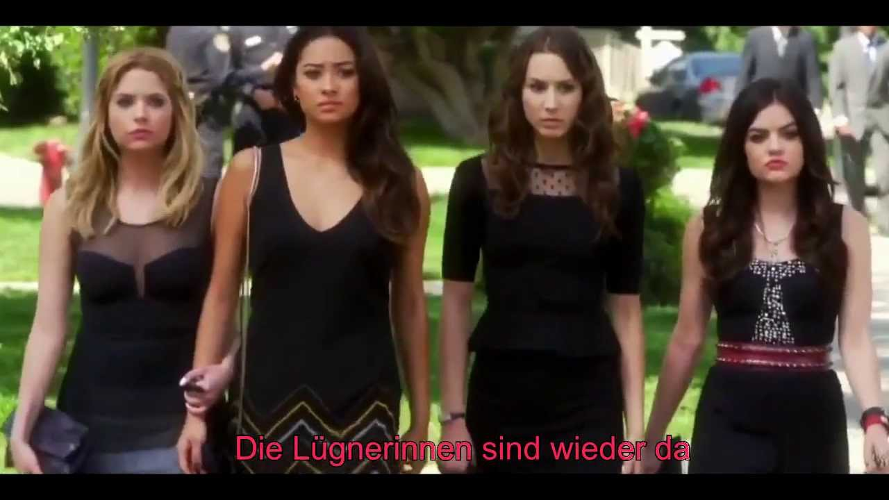 Pretty Little Liars Staffel 4 Deutsch Online