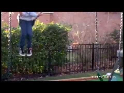 FAIL COMPILATION // 17 SWING STUNTS Gone WRONG!